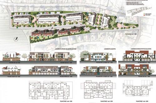 HABITAT DE L'ILL – CONSTRUCTION DE LOGEMENTS NEUFS