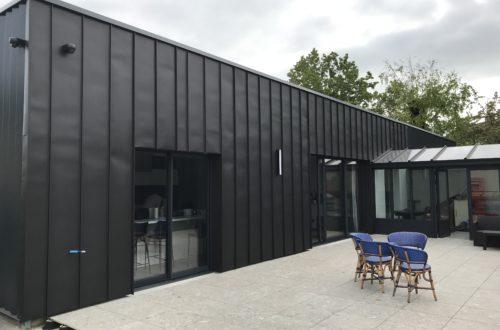Transformation de bureaux existants en logement privé à Reims