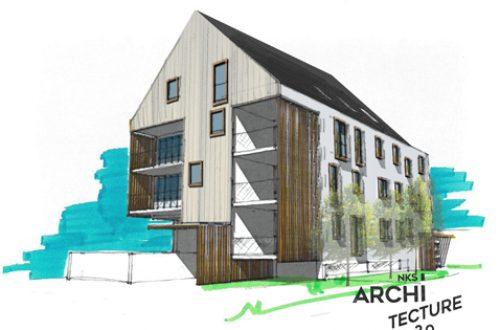 Immeuble de 10 logements à Strasbourg
